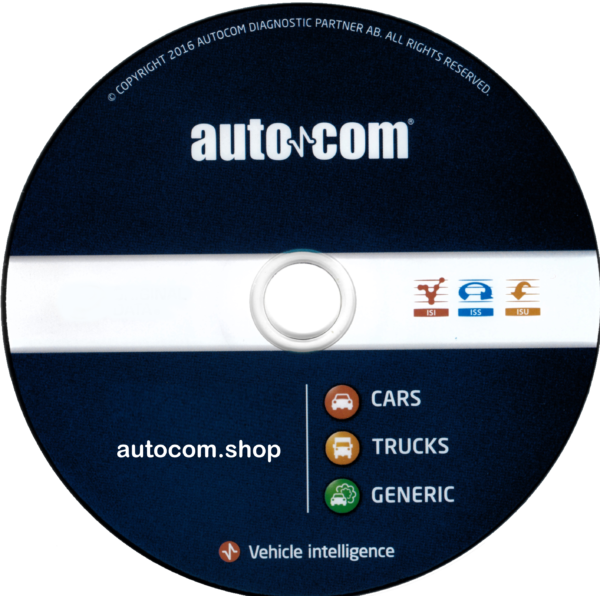 Autocom software